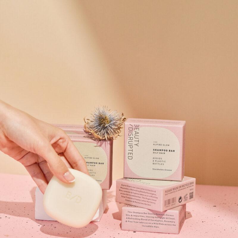 bottleless shampoo for oily hair