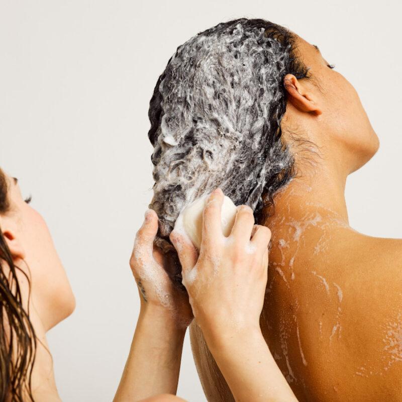 shampoing zero plastique