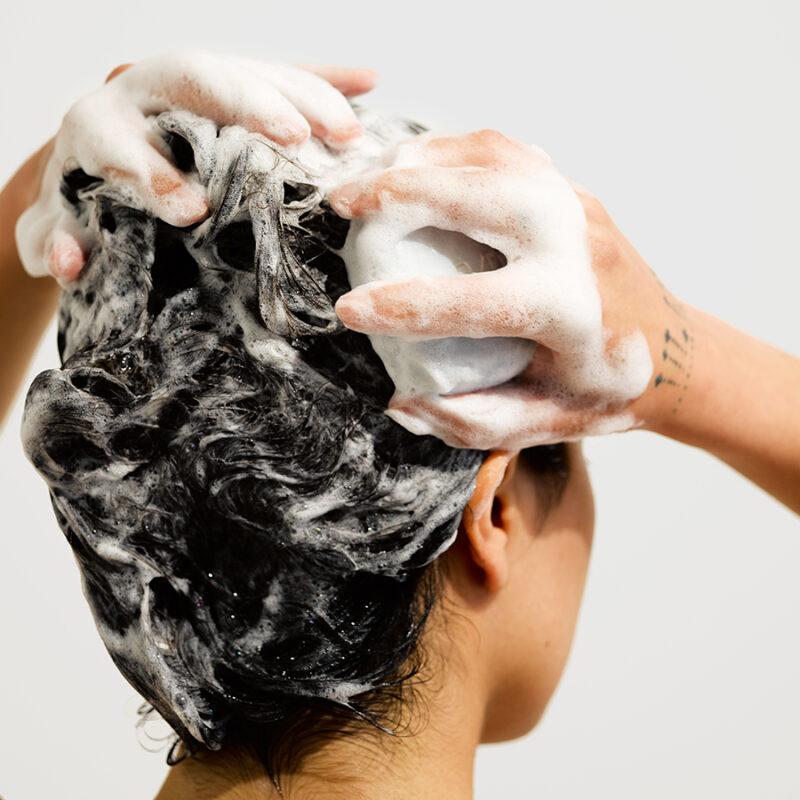 Shampoing solide Ocean Magic pour Cheveux Secs