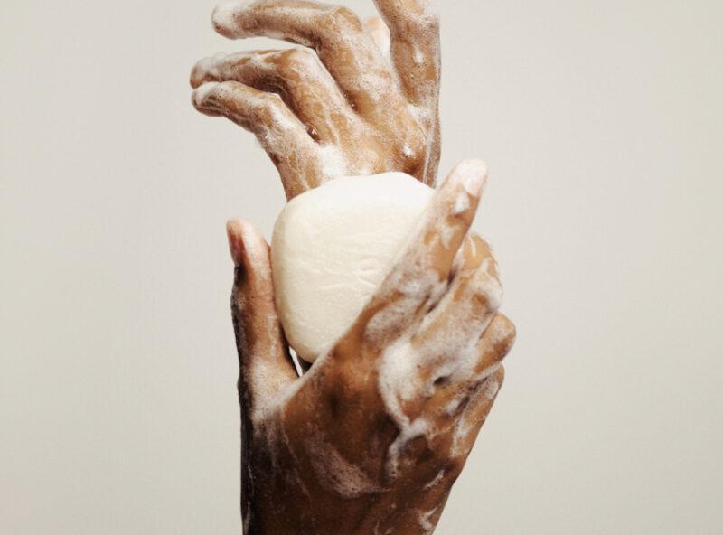 hand cleanse bar