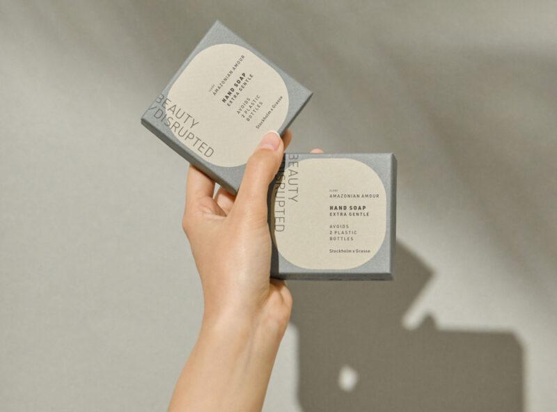 plastic-free hand soap bars