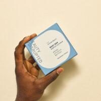 vegan body soap bar