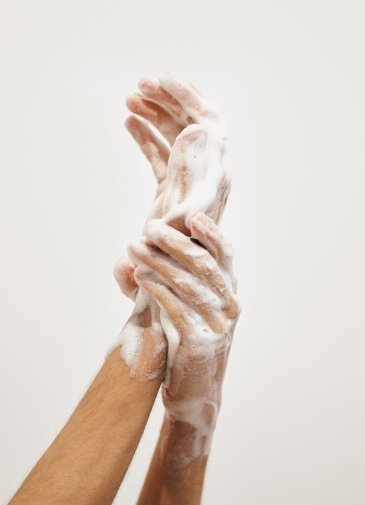 deep cleansing hand soap