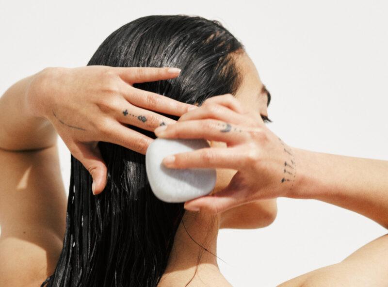 women hair conditioner