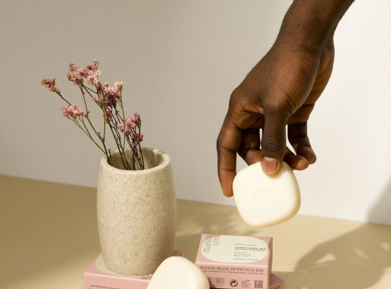 conditioner bar for black hair
