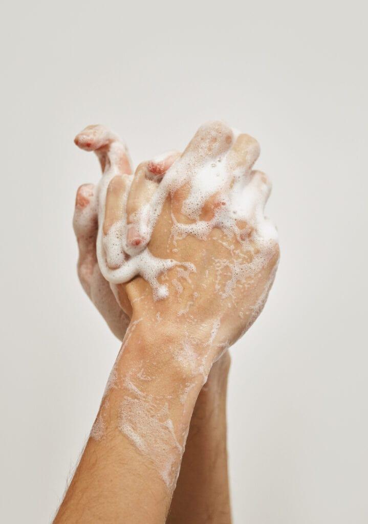 exfoliating hand soap