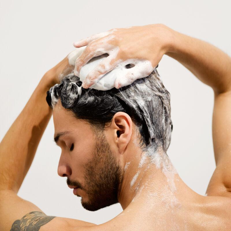 Shampoing solide Ocean Magic pour Cheveux Gras