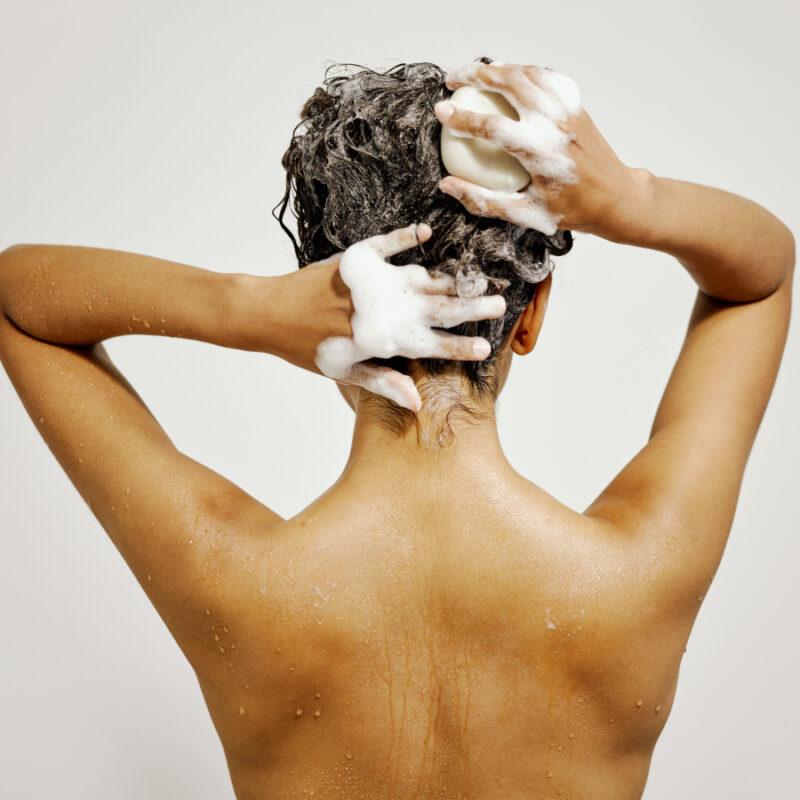 shampoing solide douche sensuelle