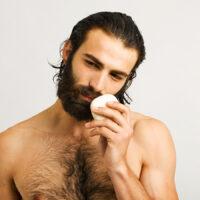 men and women shaving bar