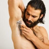 all gender shaving bar armpit