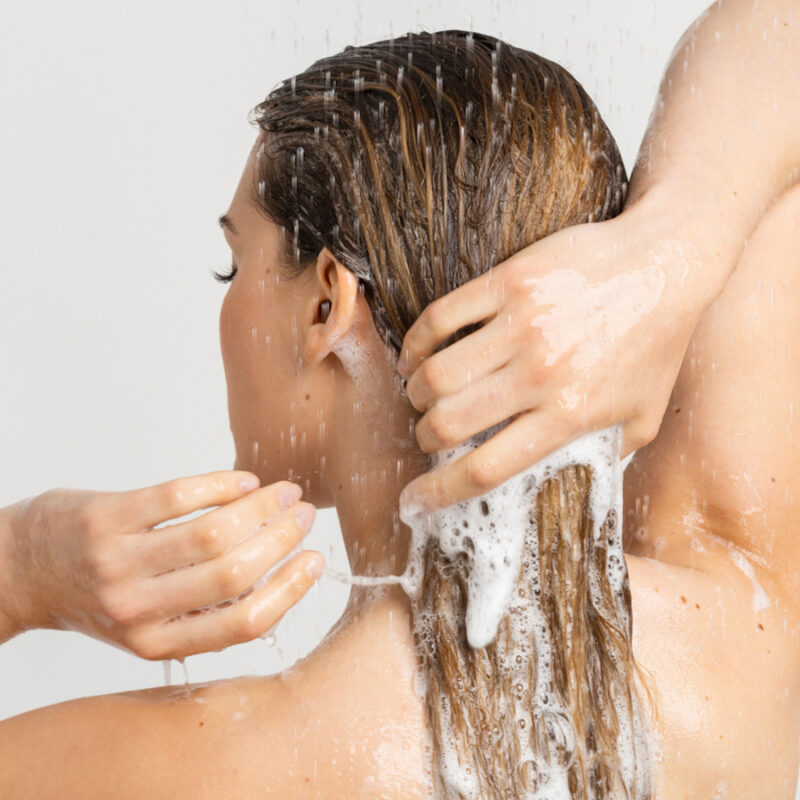 shampoing pour cheveux gras