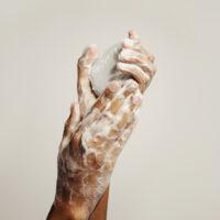 organic hand cleanse bar